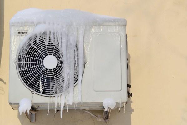 یخ زدن کولرگازی